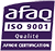 Certifications Afaq Afnor